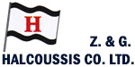 Z. & G. HALCOUSSIS CO. LTD.