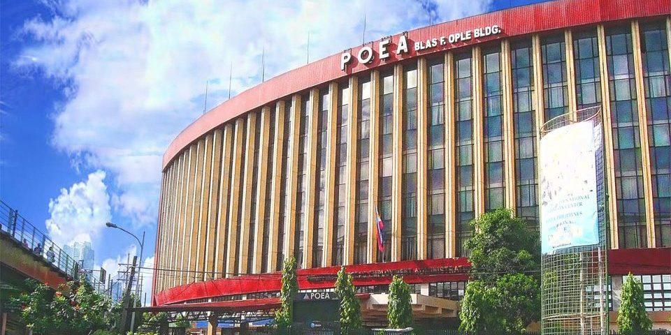 POEA Building